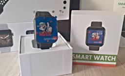 Smartwatch D20 Pro /Y68 plus relógio inteligente