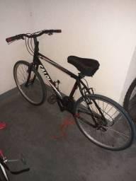 Bike Caloi tech em Alumínio