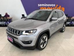 Compass Limited 2.0 Auto 2018 Super feirão com Transferência Grátis + Garantia de 1 ano
