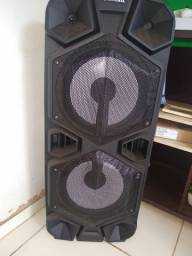 Vendo caixa de som amplificada 1000W.