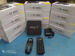 Tv box já esta terminado só tenho 15 no estoque