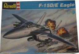 F-15 D/E Eagle, Nivel 3, Revell