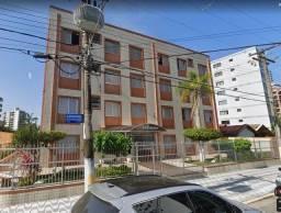 Apartamento à venda com 1 dormitórios em Caiçara, Praia grande cod:146483