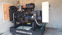 Gerador elétrico gmx (weg) de 84kva 2017 (Diesel)