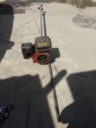 Motor gerador a gasolina