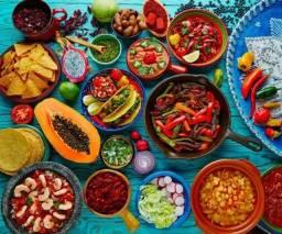 Vendo Delivery de Comida Mexicana