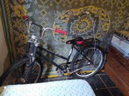 Bicicleta poti grande preta
