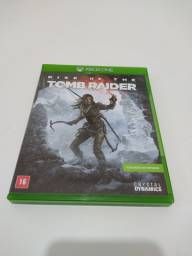 Jogo Xbox One Rise Of Tomb Raider