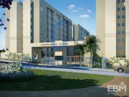 Apartamento para venda com 3 quartos, 64m² Condomínio Caribe, no Parque Santa Cecília