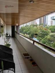 Apartamento à venda com 4 dormitórios em Tambaú, João pessoa cod:36554