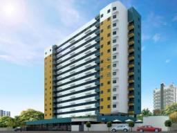 Apartamento à venda com 1 dormitórios em Cruz das almas, Maceio cod:V3866