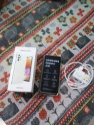 Samsung A32 na caixa