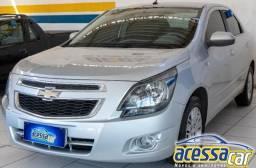 Chevrolet Cobalt LTZ (GNV) 2014/1.8 - ACC Troca!