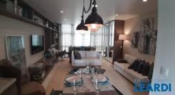Apartamento à venda com 1 dormitórios em Vila romana, São paulo cod:626651