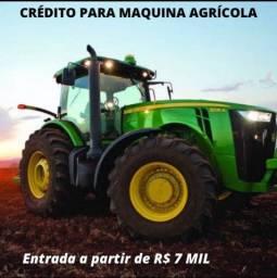 Orçamentos para máquinas agrícolas
