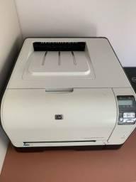Impressora HP LaserJet CP1525nw color