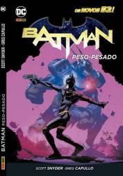 Batman Peso Pesado - Hq Nova e Lacrada!