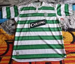 Camisa Celtic 2003 Tam. GG Original Usada