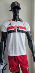 Camisa branca do São Paulo