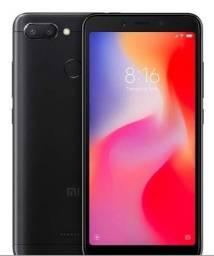 Xiaomi note 6 black 32 gb 3 ram