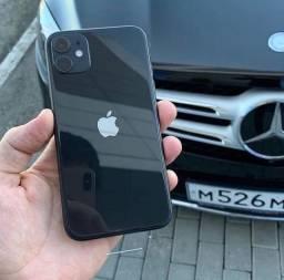 Iphone 11 64 GB preto lacrado