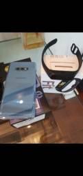 Samsung S10 e 128gb e galaxy fit impecável!