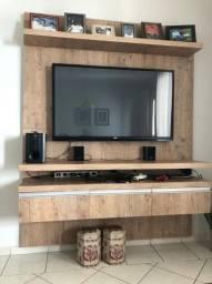 Rack para Tv madeira maciça