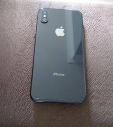 iphone x vendo ou troco