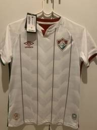 Camisa Oficial Fluminense II 2020 Infantil