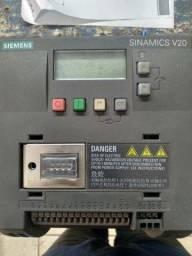 Inversor Sinamics V20 4kw