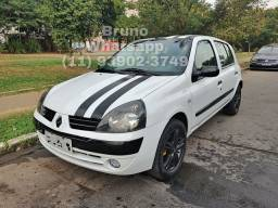 Renault Clio 1.6 (Parcelo Cartão)
