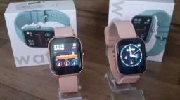 Smartwatch P8  44mm    Relógio Inteligente