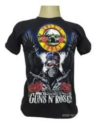 kit combo 5 camisetas rock arte frente e verso pagameto e envio olx pay