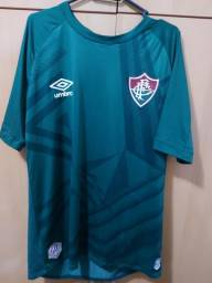 Camisa Fluminense Tamanho G - Umbro