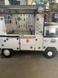 Food Truck - Kombi 96 | Pronta para trabalhar