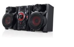 Mini System LG Potencia 130w