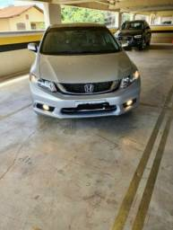 Honda Civic 51km o carro existe