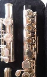 Flauta transversal ótima!