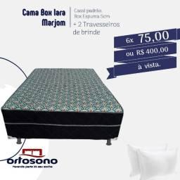 cama de molas