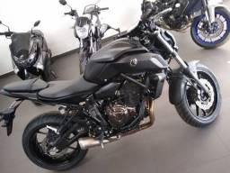 Yamaha Mt 07 zerada (Raridade)
