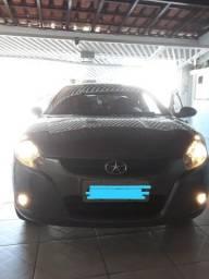 Jac J3 Turin Sedan 1.4 - 16V. Gasolina - Cinza - 4 Portas - Completissimo
