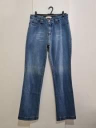 Calça Jeans Yéssica 46 Com Strech Muito Confortável Só 20,00!