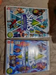 The sims 3 + 2 expansões