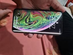 Vendo ou troco iPhone XS Max