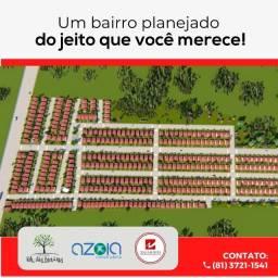 Venha para o Vale das Baraúnas!! Casas com entrada em 24x!