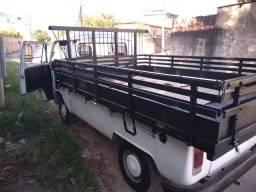 Kombi carroceria 89 conservada