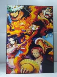 One Piece Placas Decorativas