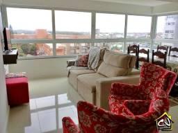 Apartamento c/ 3 Quartos - Praia Grande - 1 Vaga - Mobiliado