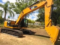 Escavadeira Caterpillar 320D2L Esteira de 800mm