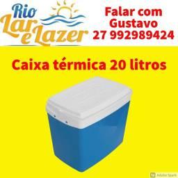 Caixa térmica 20 litros